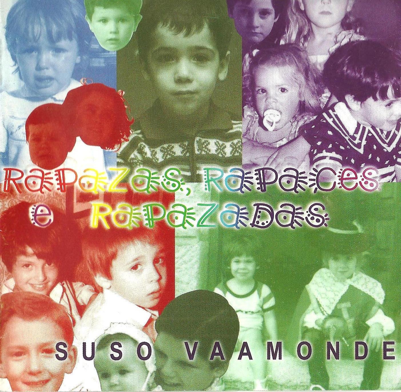 portada del album Rapazas, Rapaces e Rapazadas