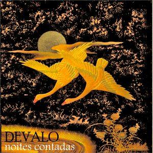 portada del album Noites Contadas