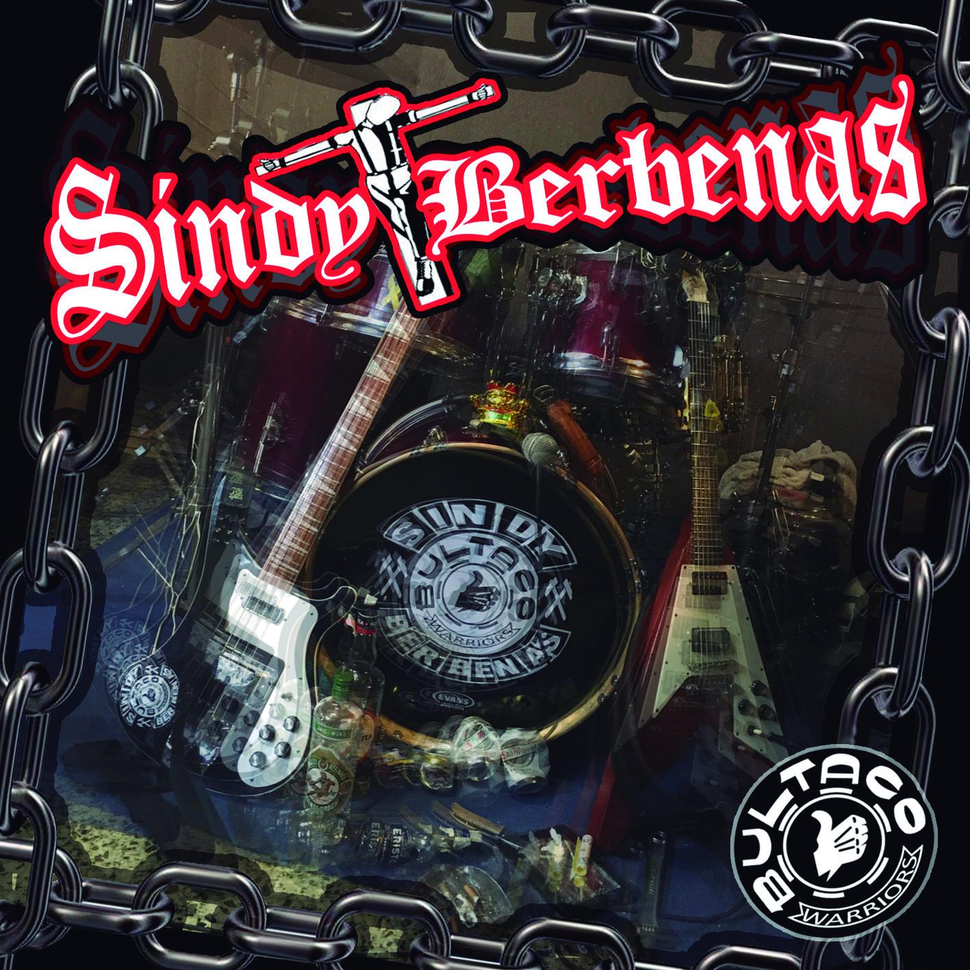 portada del album Bultaco Warriors