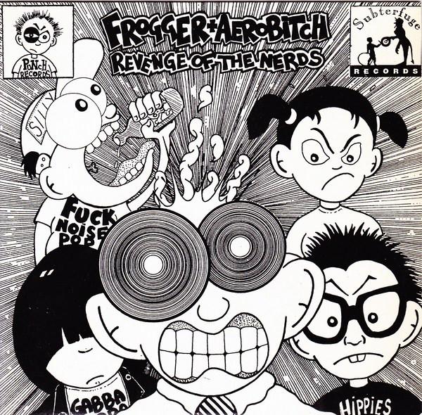 portada del album Revenge of the Nerds