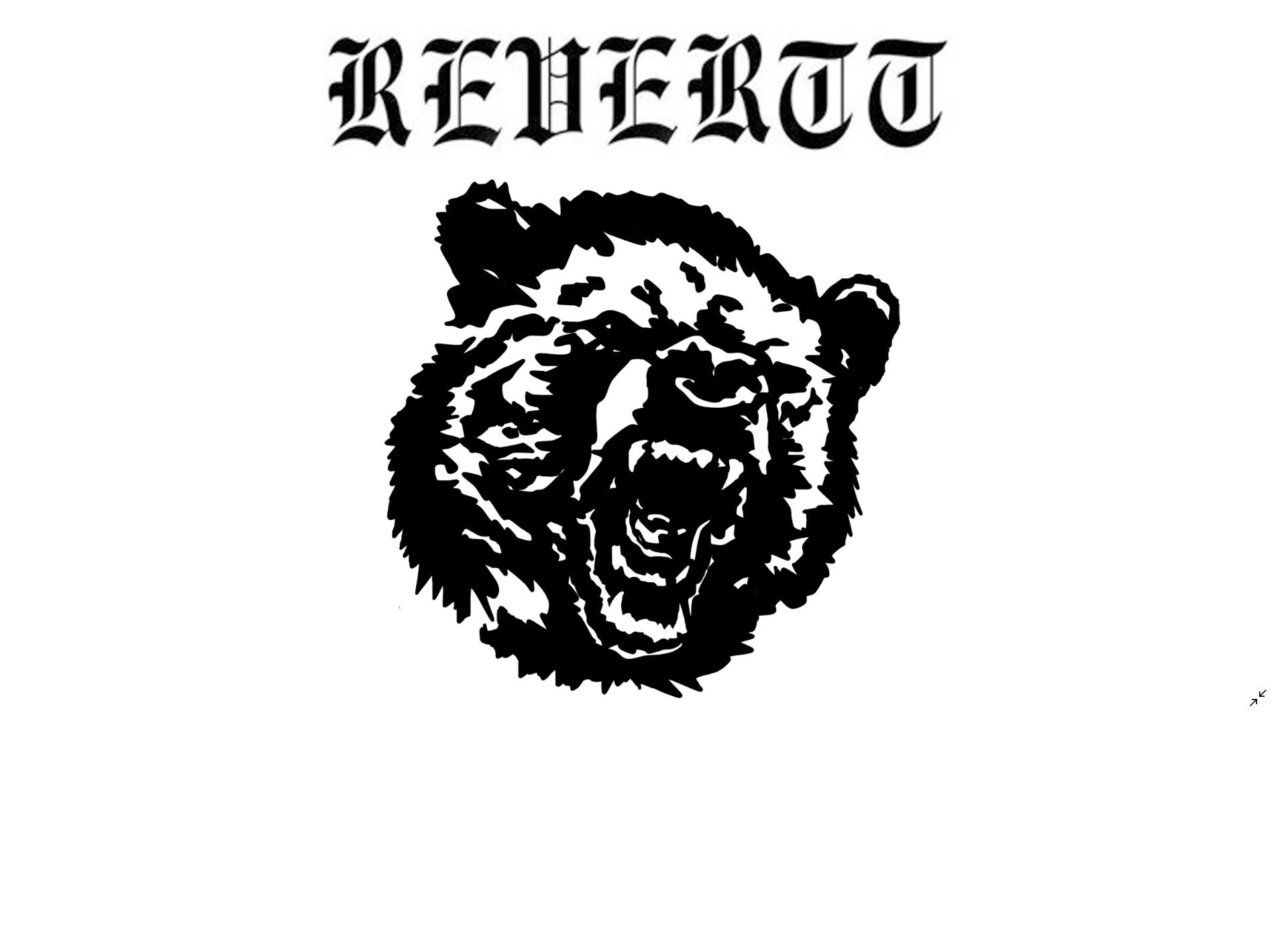 portada del album Revertt