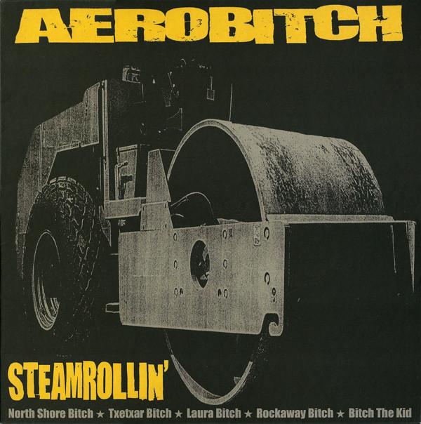 portada del album Steamrollin'