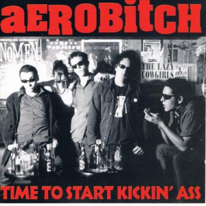 portada del disco Time to Start Kickin' Ass