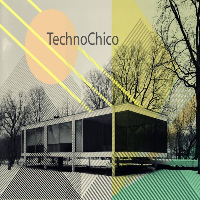 portada del album TechnoChico