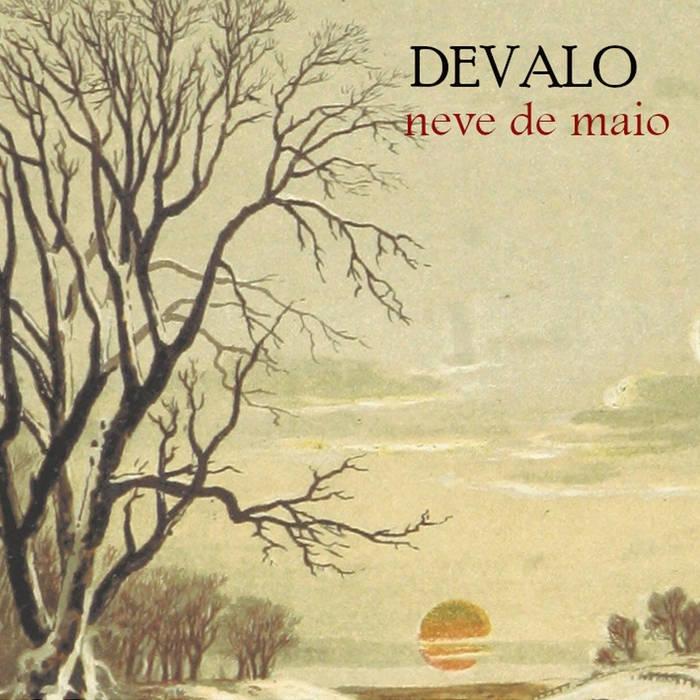 portada del album Neve de Maio