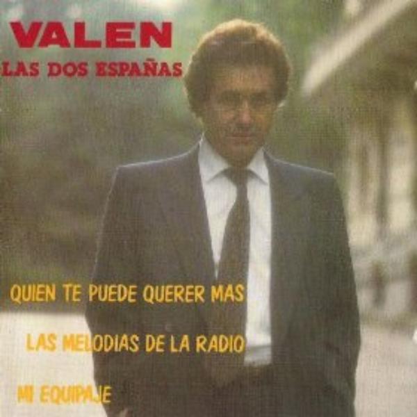 portada del album Las dos Españas