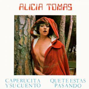 portada del disco Caperucita y su Cuento