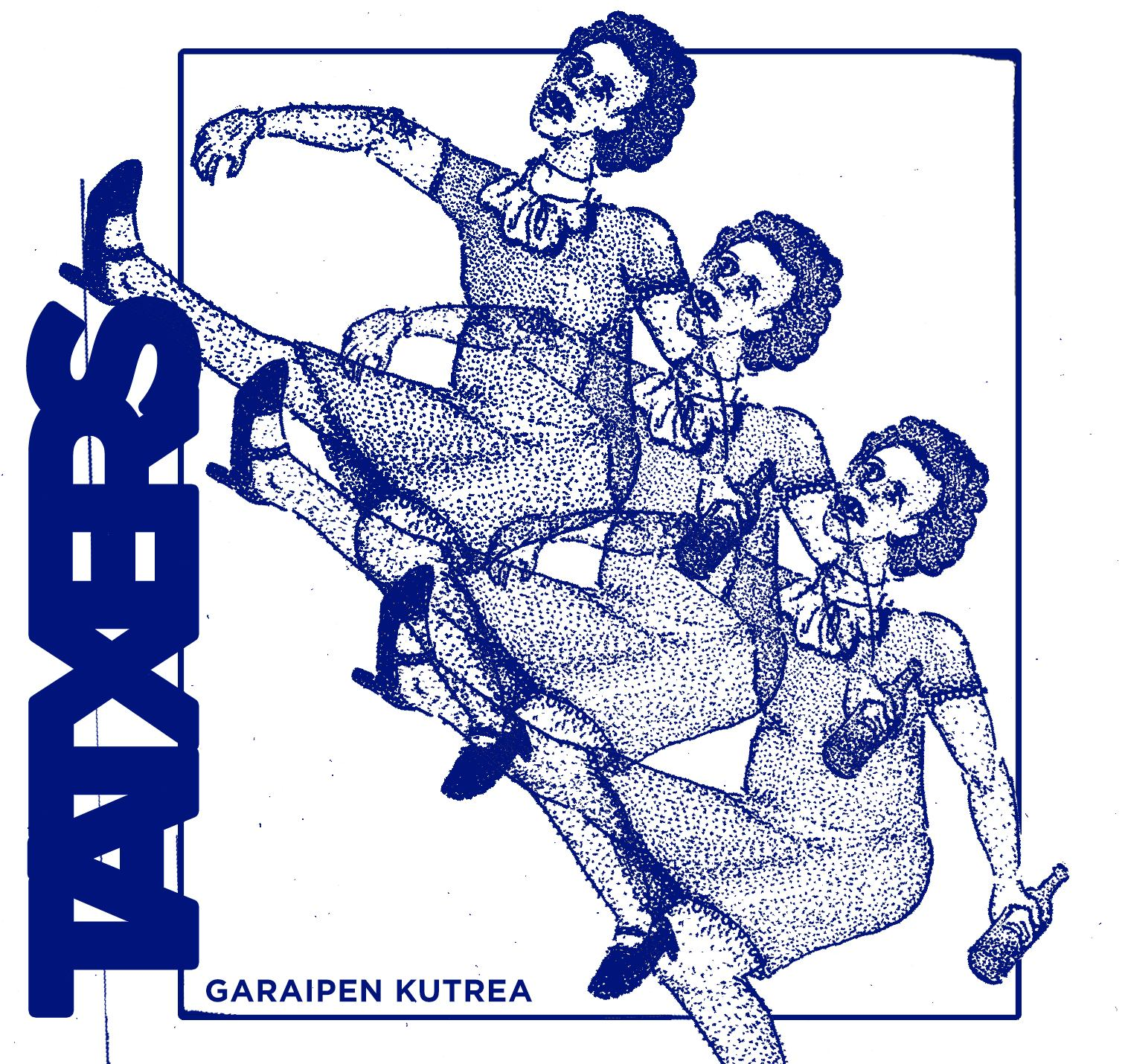 portada del album Garaipen Kutrea