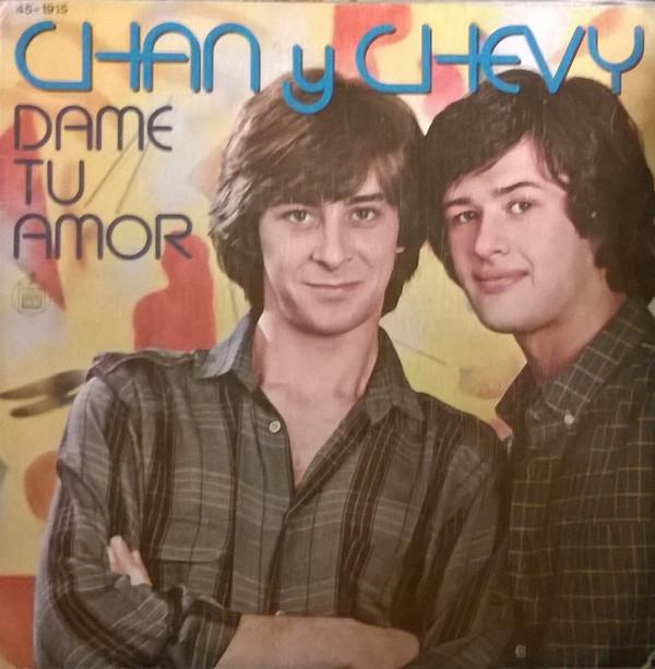 portada del album Dame tu Amor