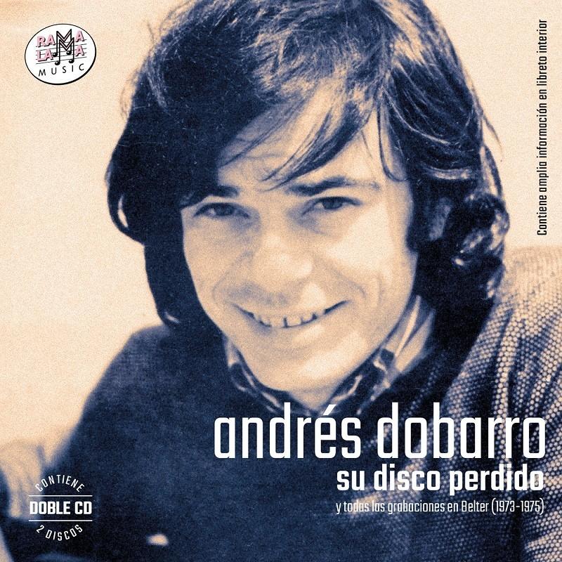 portada del album Su Disco Perdido y Todas Sus Grabaciones en Belter (1973-1975)