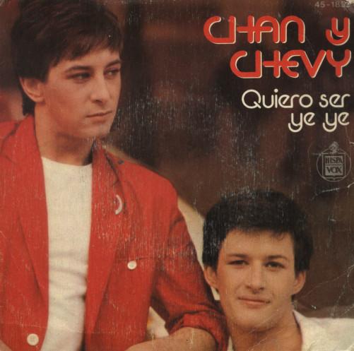 portada del album Quiero Ser Ye Yé