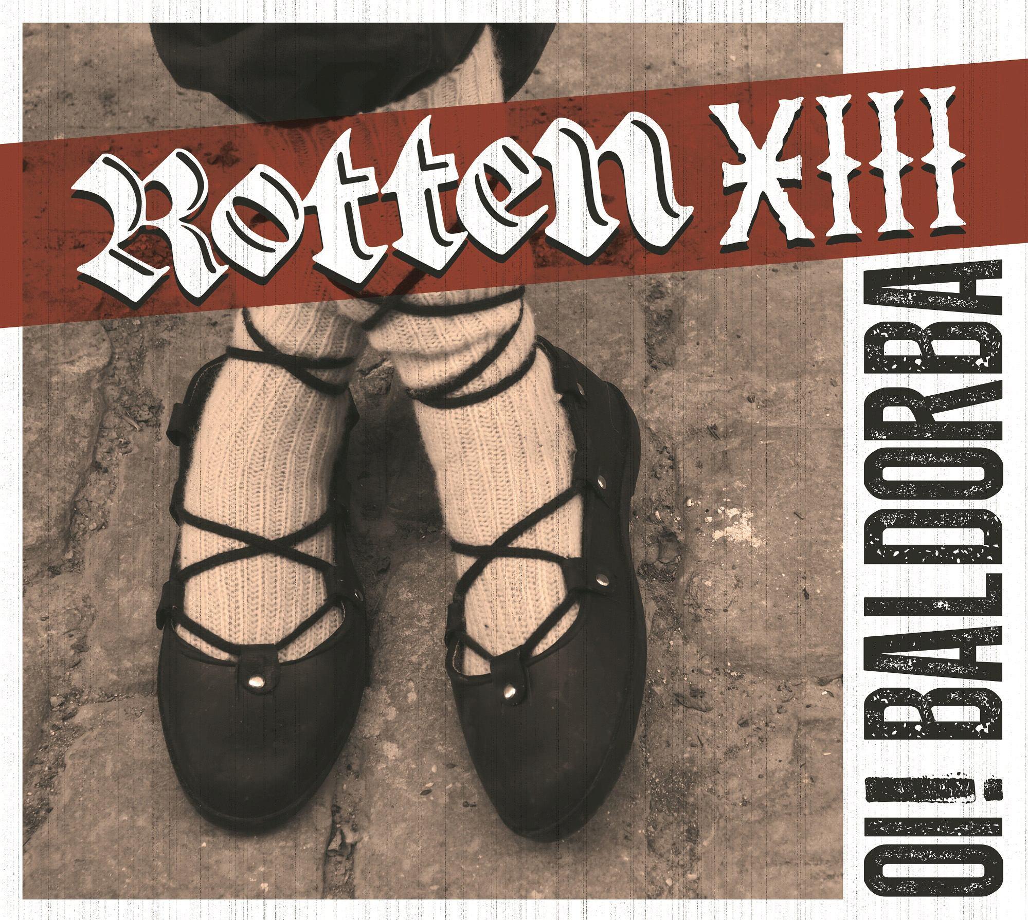 portada del album Oi! Baldorba