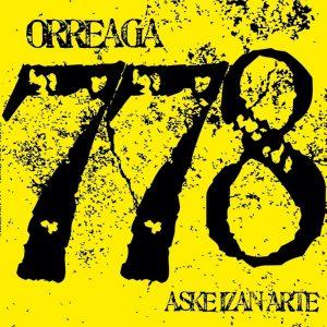 portada del disco Aske Izan Arte