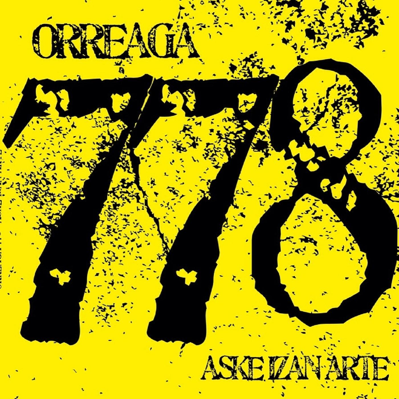 portada del album Aske Izan Arte
