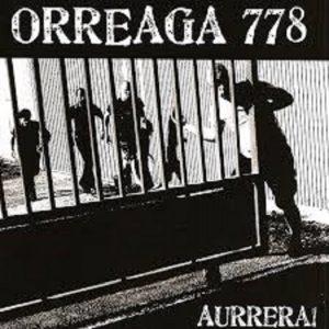 portada del disco Aurrera!
