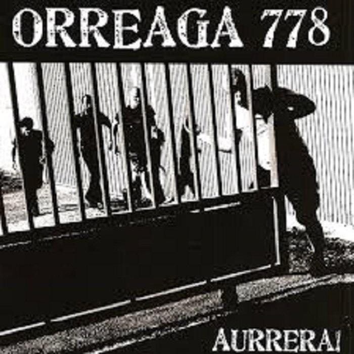 portada del album Aurrera!