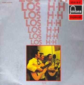 portada del album Los H.H. Cantan a Hispanoamérica