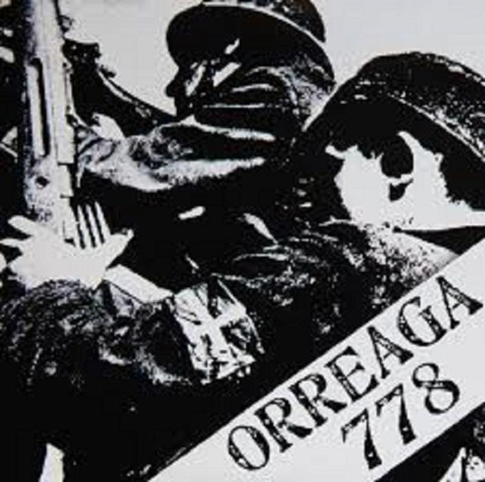 portada del album Orreaga 778