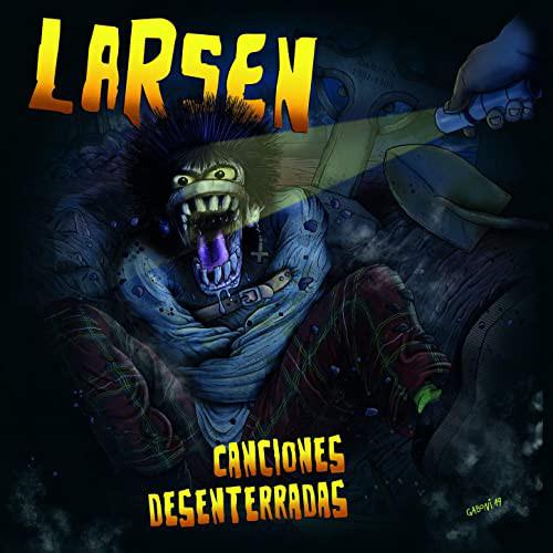 portada del album Canciones Desenterradas