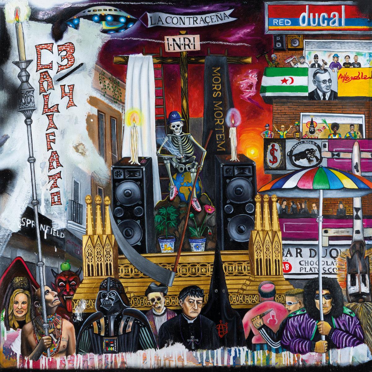 portada del album La Contraçeña