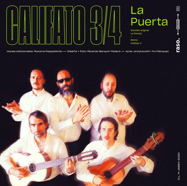 portada del album Le Parody / Califato 3/4: Puerta de La Cânne / La Puerta