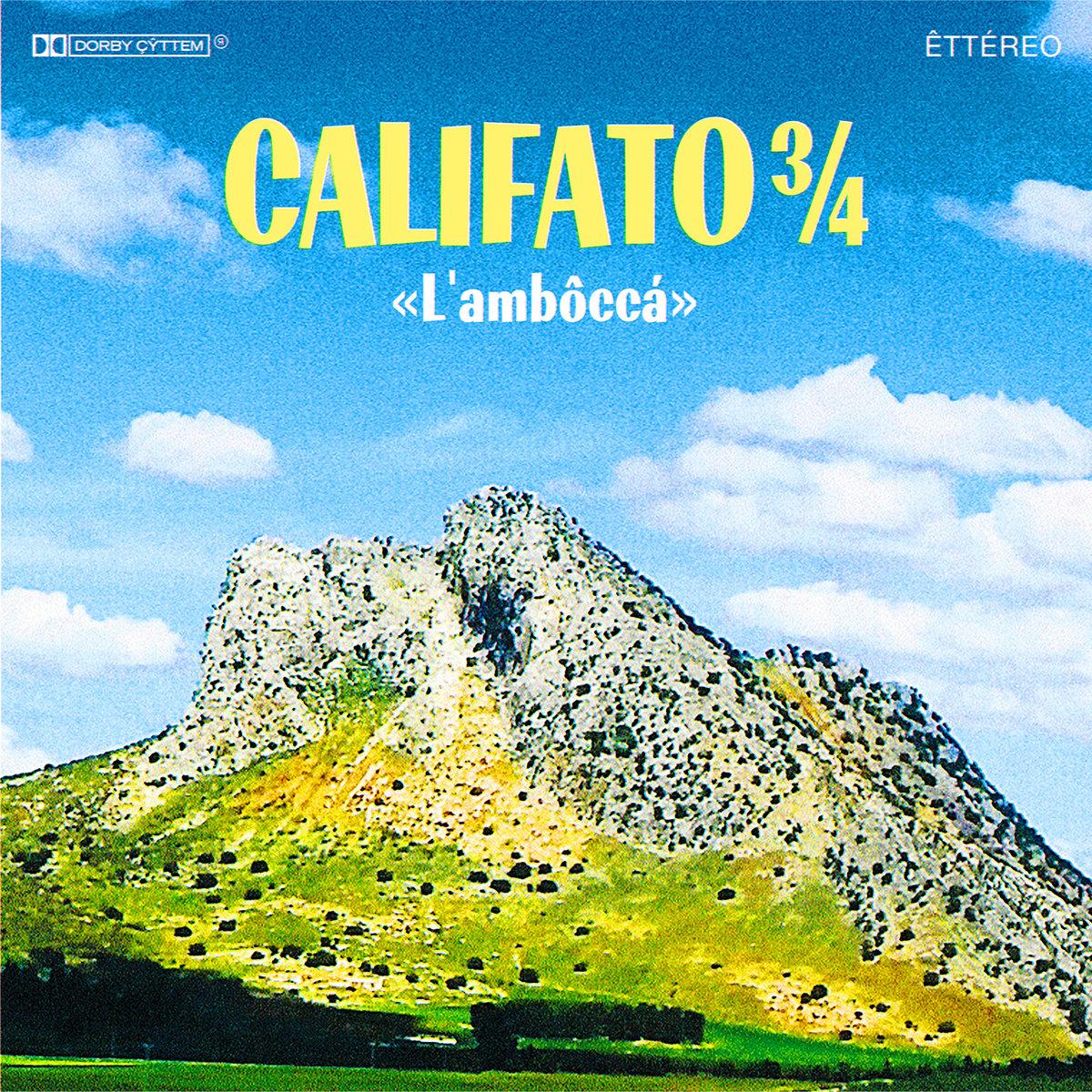 portada del album L'Ambôccá