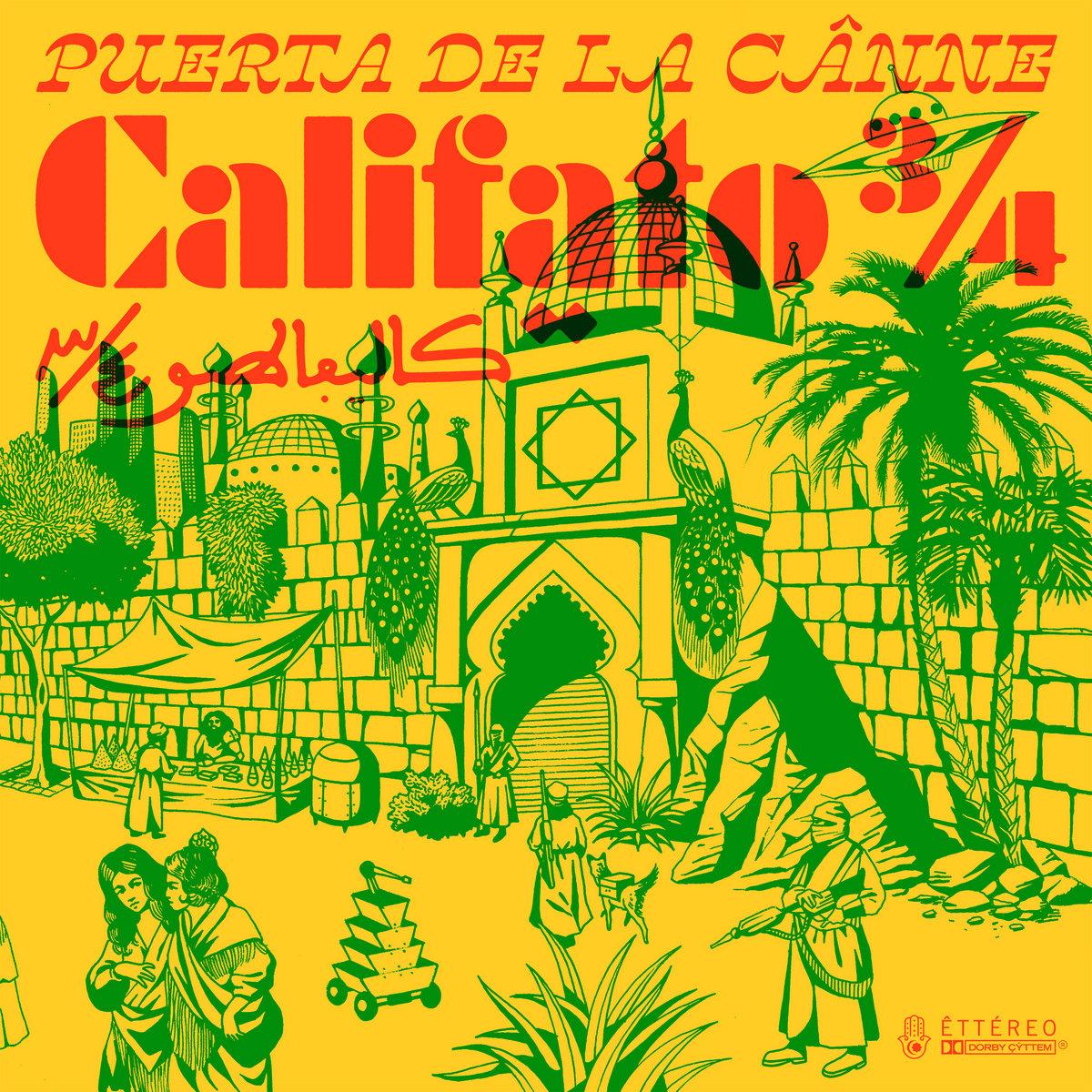 portada del album Puerta de la Cânne