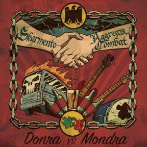 portada del disco Donra vs Mondra