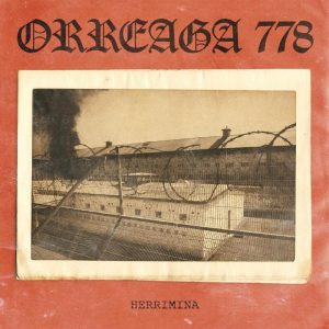 portada del disco Herrimina
