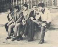 foto del grupo imagen del grupo Los Pops